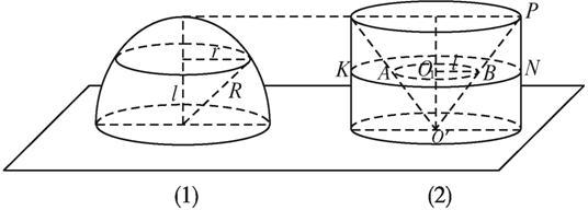 圆柱和圆锥的,体积公式和面积公式 是什么 圆柱形表面积和体积的计图片