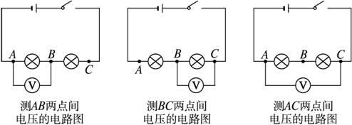 串并联电路电压的规律是什么?