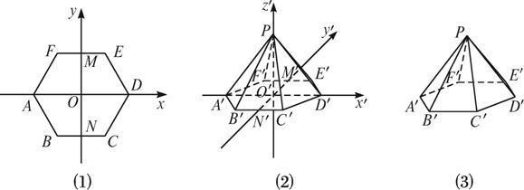 空间几何体的直观图