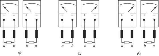 多用电表的原理图 多用电表能够测量直流电流