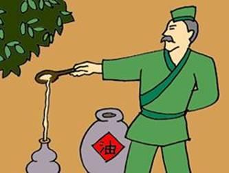 甲乙两桶油共重24千克